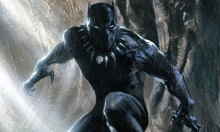 Personaje de Negro Pantera