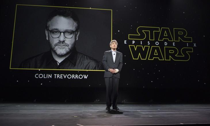 Presentación de la película Star Wars: Episodio lX