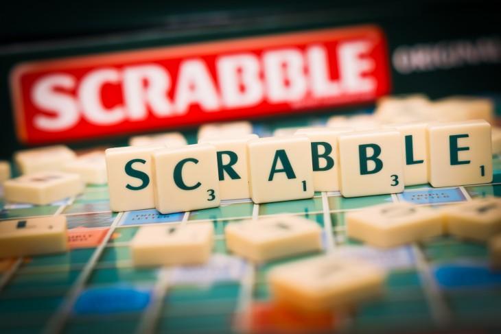 Juego de Scrabble