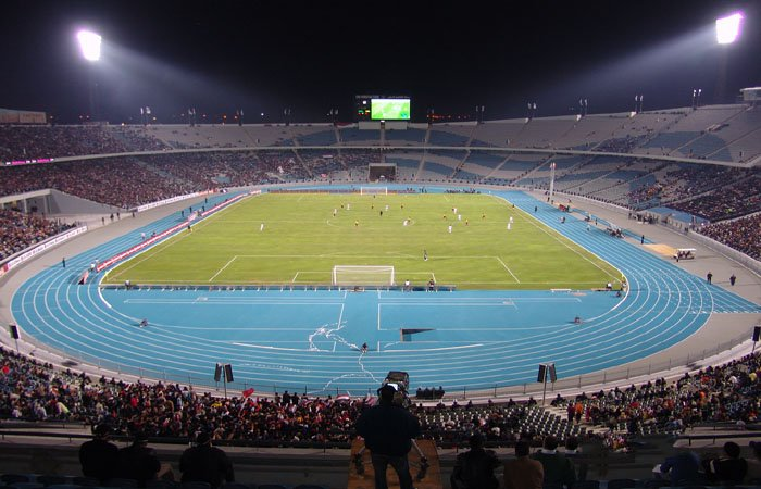 Estadio Internacional de El Cairo