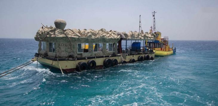 Tour en el submarino simbad