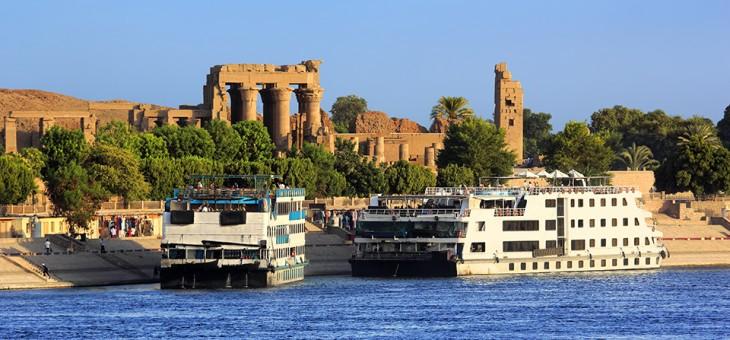 Crucero por el Río Nilo en Egipto