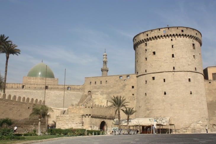 Ciudadela de Salah El Din en El Cairo, Egipto