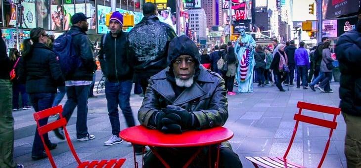 Otis Johnson, hombre que pasó 44 años en prisión