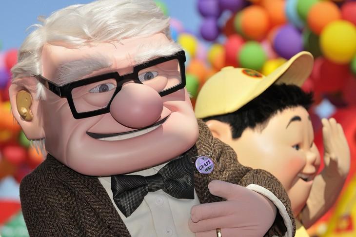 Personajes de la película Up