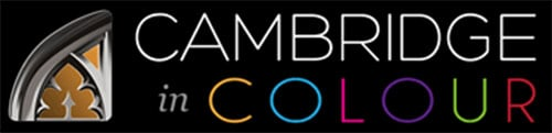 ogotipo de la pagina de cambridge en linea para el color