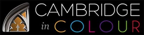ogotipo de la pagina de cambridge en linea para el color