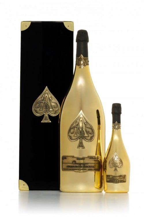 Armand de Brignac Brut Gold. As de Espadas de 6 litros