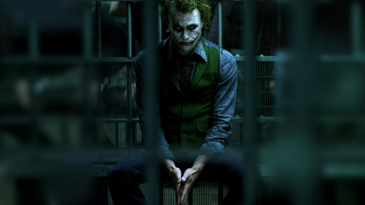 Joker era el verdadero heroe de la película en batman el caballero de la noche