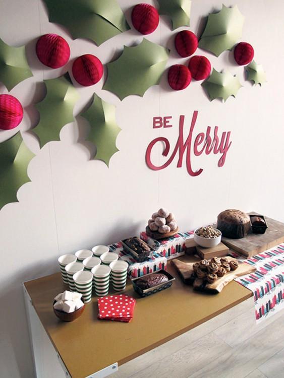 be maerry mensaje navideño de recibimiento
