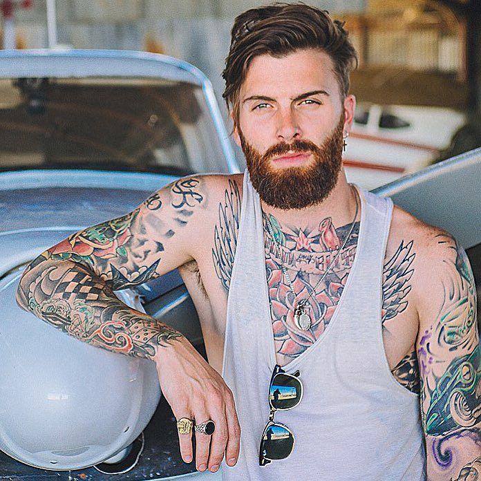 Levi Stocke. Hombres más guapos de Instagram 2015