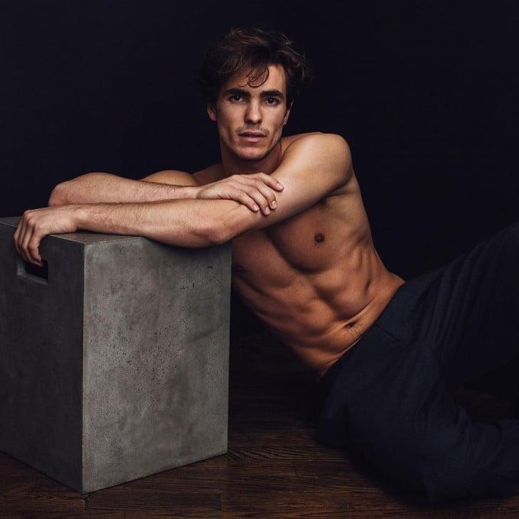 Julian Schratter . HOmbre considerado de los más guapos del instagram 2015