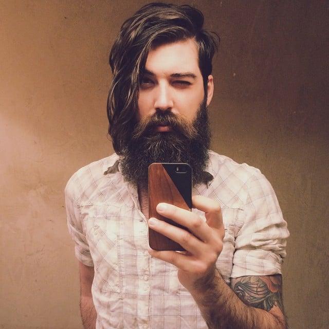 Lane Thoran es considerado uno de los 21 hombres más guapos de instagram en 2015
