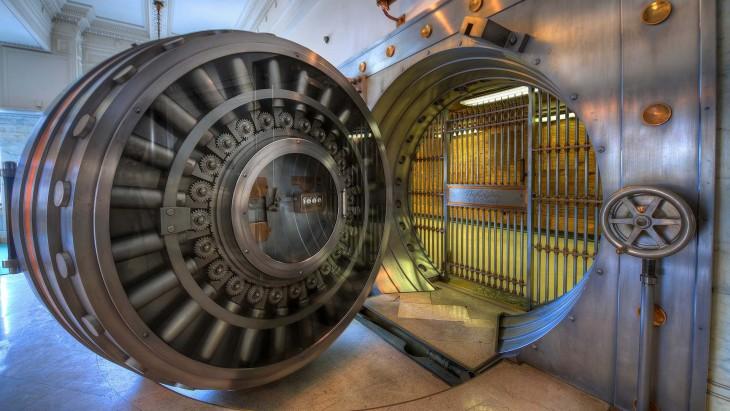 bóveda más segura del mundo