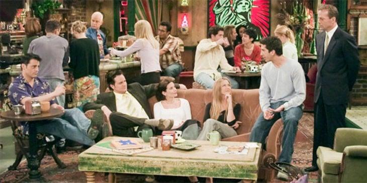 bruce willis participo en Friends gratis