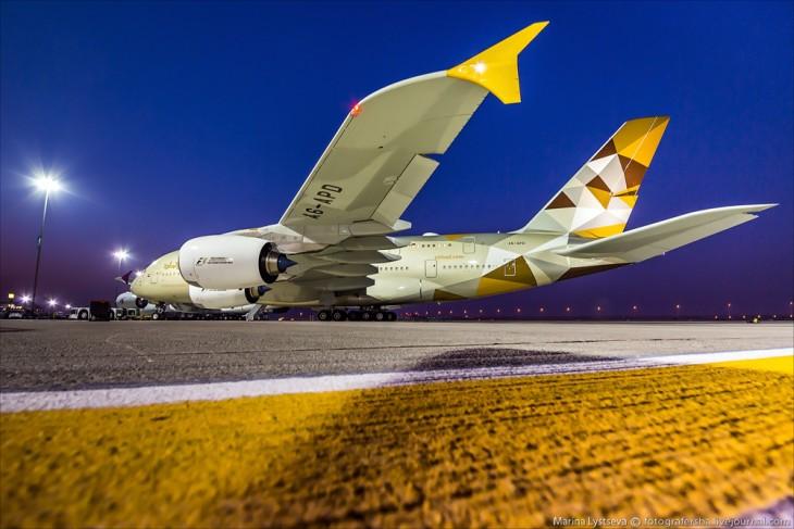 Avión A380 el más lujoso del mundo
