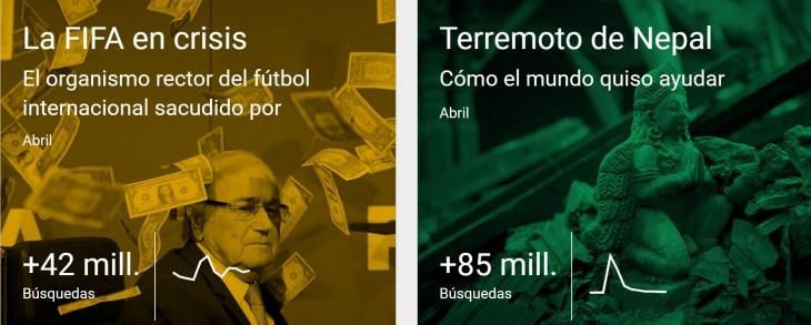 ABRIL MES DE LA FIFA EN CRISIS Y EL TERREMOTO EN NEPAL