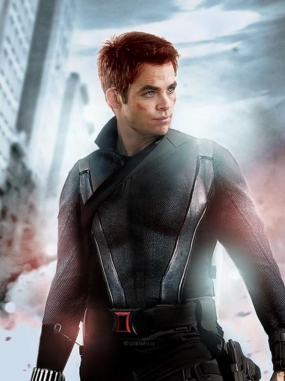 Alguien decidió cambiar el género de Los Avengers y el resultado es increíblemente perfecto