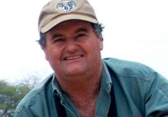 Ian Gibson cazador profesional de Chifuti Safaris