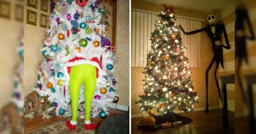 21 decoraciones navide as ideales para todos los grinch - Articulos de decoracion navidena ...