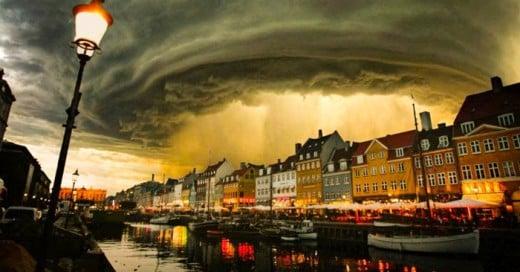 Impresionantes Imagenes captadas en el momento justo