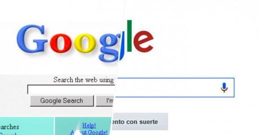 Los grandes cambios de las paginas web mas famosas