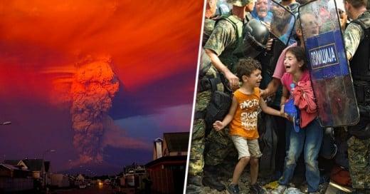Las fotos más poderosas del mundo mundial del 2015