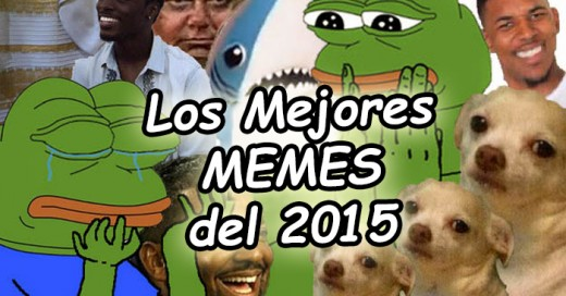 Los memes más populares del 2015