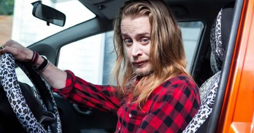 Macaulay Culkin se convierte en un Psicopata