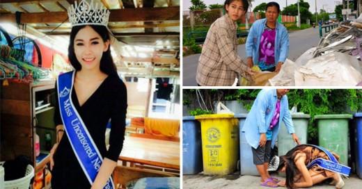 La gran historia detrás de Miss Tailandia