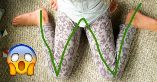Esta postura es muy común en los niños cuando se sientan en el suelo a jugar