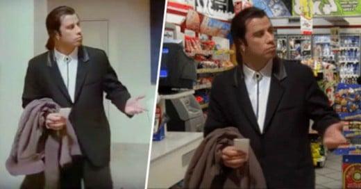 Gifs de Travolta confundido que están enloqueciendo al mundo