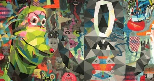 Test de Figuras Abstractas que definen tu personalidad