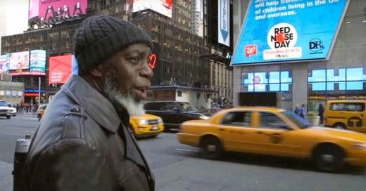 Otis Johnson es un hombre de 69 años que pasó los últimos 44 años de su vida en prisión