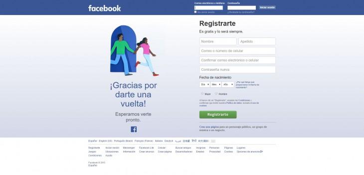 asi se veia facebook 2015