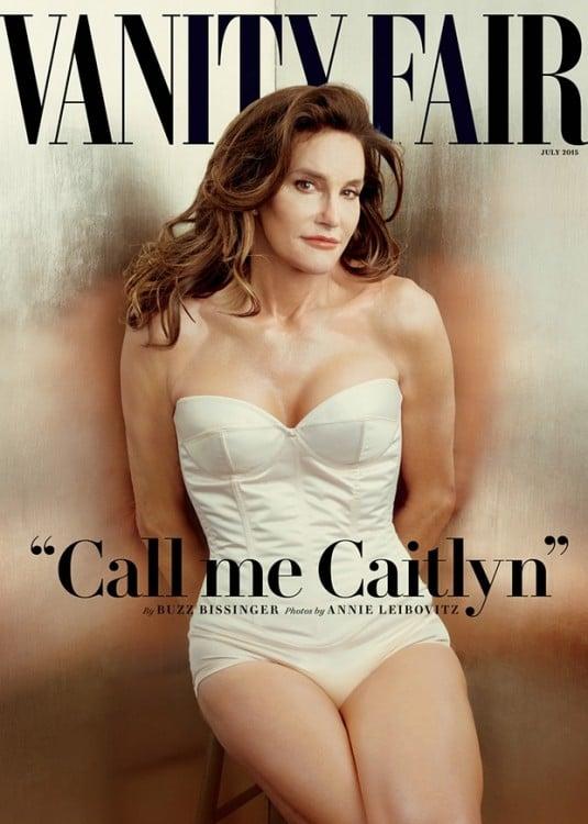 portada de vanity fair con caitlyn jenner