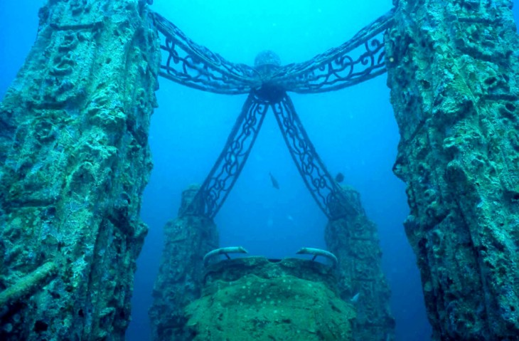 Port Royal de los Cayos de la costa de Jamaica