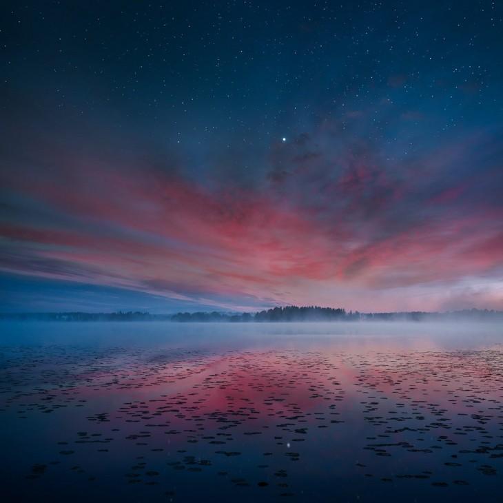 Fotografía del proyecto Visiones de Profundidad del fotógrafo finlandés Mikko Lageerstedt