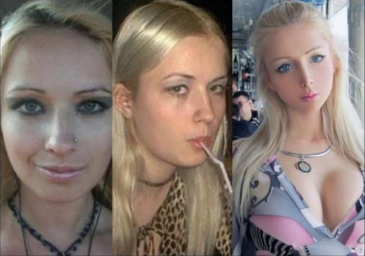 DESMINTIENDO A Valeria Lukyanova la barbie humana