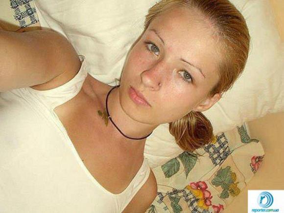 Valeria Lukyanova antes de ser la barbie humana