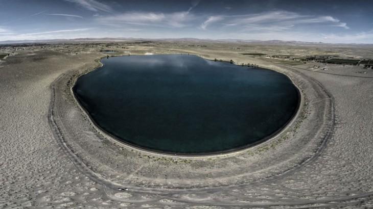 Lago Maar Volcano