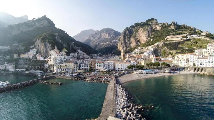 Amalfi en Italia