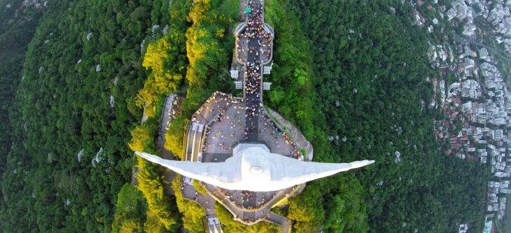 Las 15 mejores fotografías del mundo tomadas por un drone