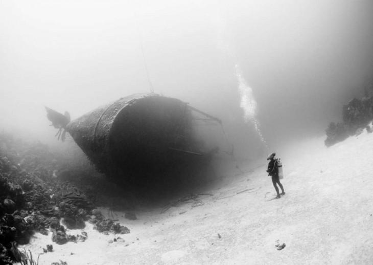 Hull-o en Isla Bonnaire, Caribe
