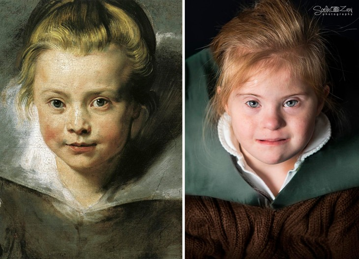 imegen de Clara Serena Rubens