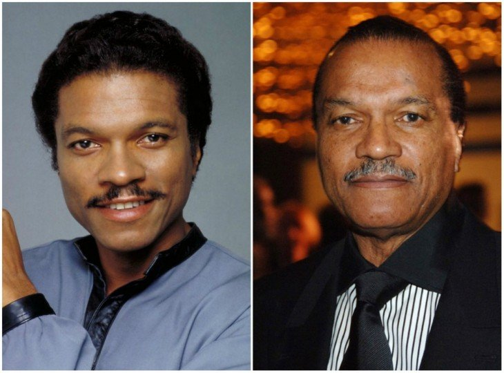 Lando Calrissian — Billy Dee Williams, 1980 y 2014