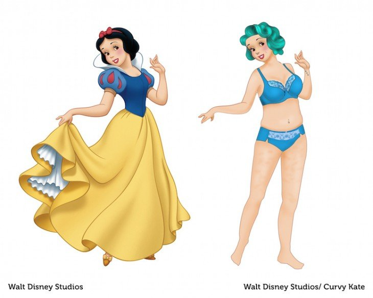 Las princesas de disney modo diamond