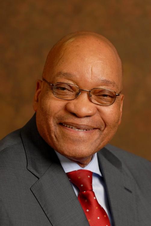 Jacob Zuma presidente de Sudáfrica