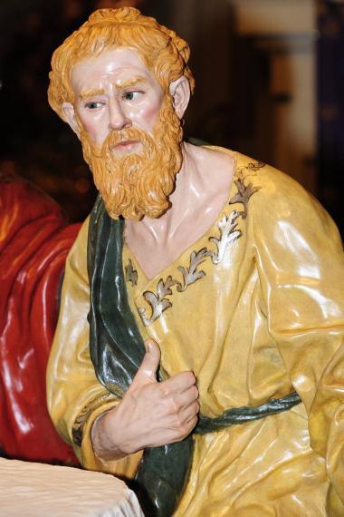En Inglaterra, España y Francia es común ver un Judas pelirrojo