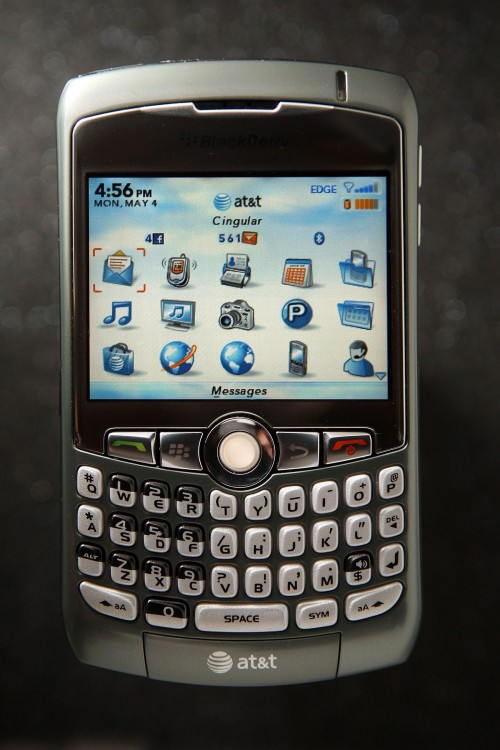primera black berry curve
